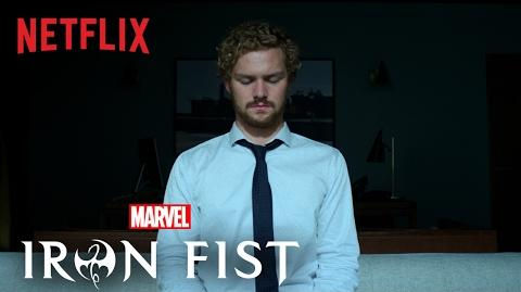 "Marvel's Iron Fist ""I Am Danny"" Featurette Netflix"