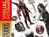 Marvel Studios: Визуальный словарь