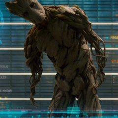 Groot es registrado para ser encerrado en el Kyln.