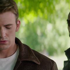 Rogers y Wilson inician la búsqueda de Barnes.