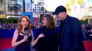 Kevin Feige and Amy Pascal Talk Spidey at the Spider-Man Homecoming Red Carpet World Premiere