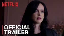 Marvel's Jessica Jones Season 3 Trailer Netflix
