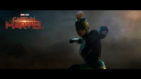Marvel Studios' Captain Marvel Intergalactic War Featurette