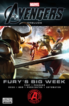 The Avengers Prelude: Fury's Big Week