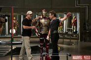 Behind scenes Iron Man 3 01