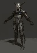 Dark Elves Concept Art II