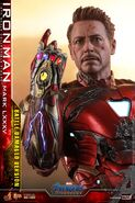 I am Iron Man Hot Toys 1