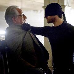 Murdock confronta a Leland Owlsley.