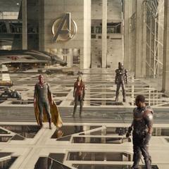 Rogers y Romanoff a cargo de los Nuevos Vengadores.