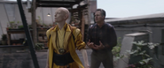 The Ancient One & Bruce Banner