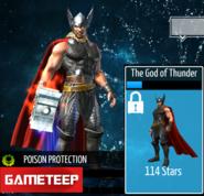 The God of Thunder Armor