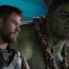 Hulk y Thor hacen las pases.