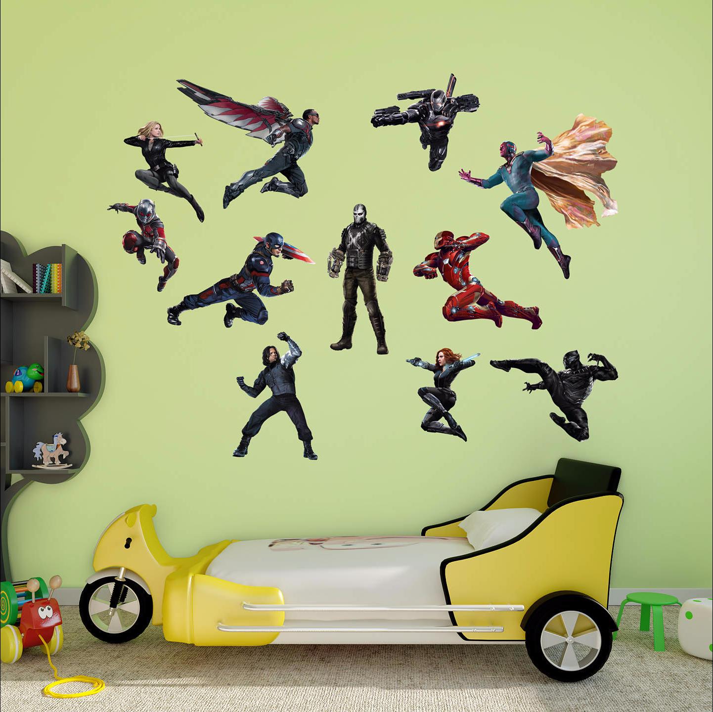 Image - Civil War Fathead 02.png | Marvel Cinematic Universe Wiki ...