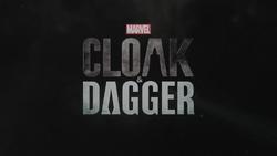Cloak and Dagger Title Card