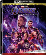 Avengers: Endgame/Home Video