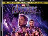 Avengers: Endgame/Home Video