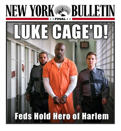 Luke Cage - NYB
