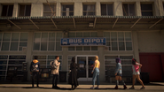 Runaways - Bus Depot