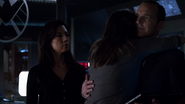 Skye hugs Coulson