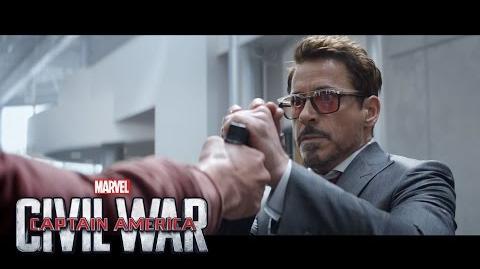 The Team Vs Bucky - Marvel's Captain America Civil War