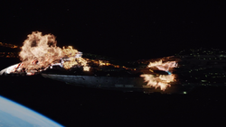 41-Qovas Ship Destroyed