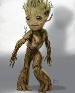 Guardians of the Galaxy Vol. 2 2017 concept art 5
