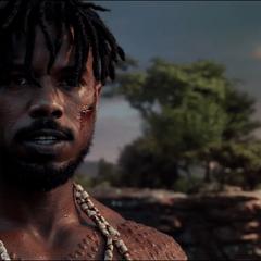 N'Jadaka se convierte en Rey de Wakanda.