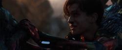 Peter Parker (Iron Man's Death)