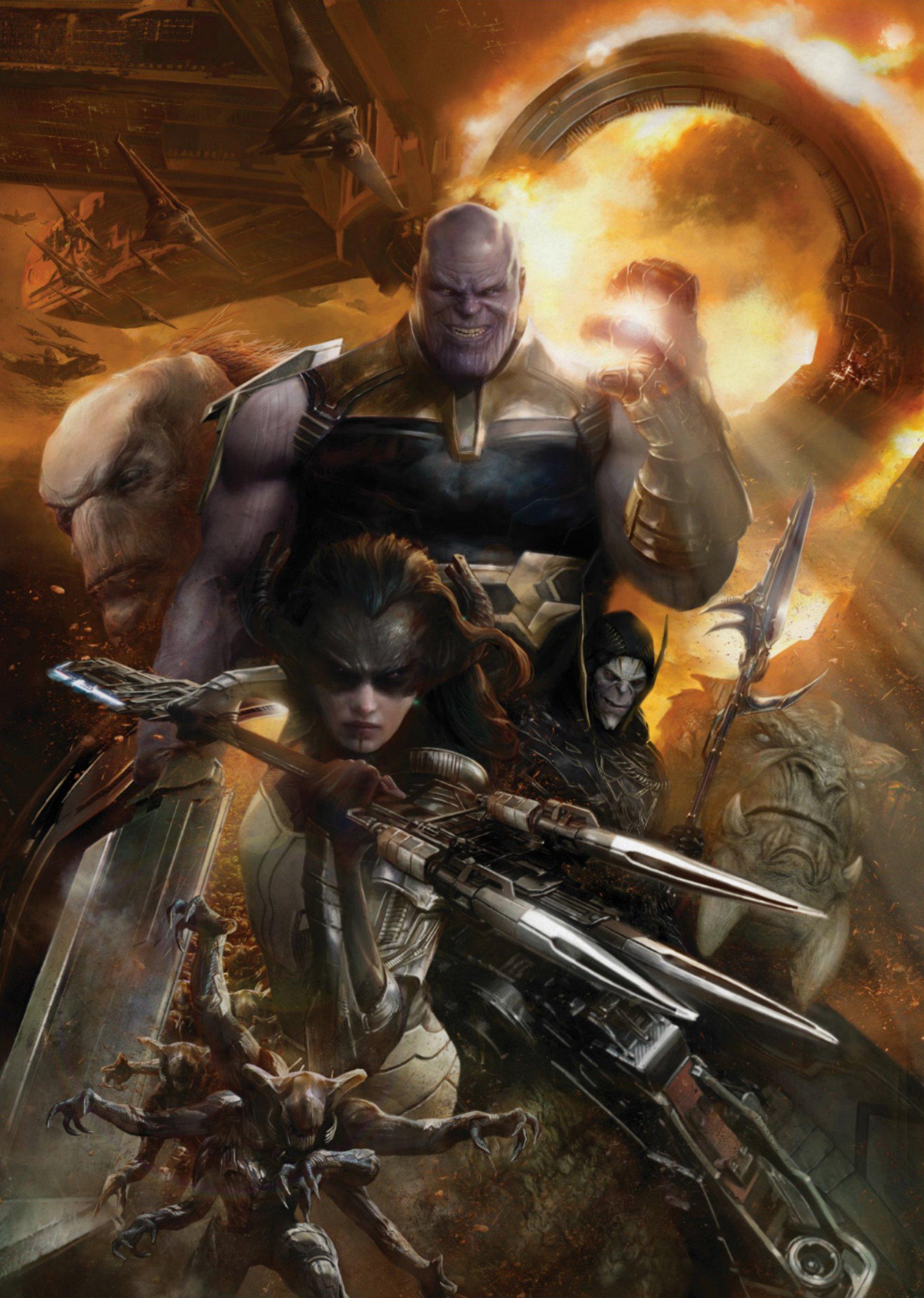 Black Order | Marvel Cinematic Universe Wiki | FANDOM