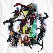 Avengers Team Promo Art