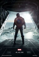 Captain America TWS poster