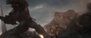 Cull Obsidian vs. Iron Man