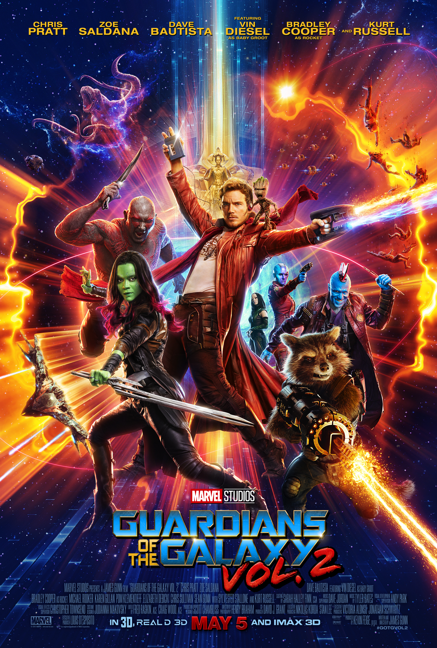Guardians of the Galaxy Vol. 2 | Marvel Cinematic Universe Wiki ...