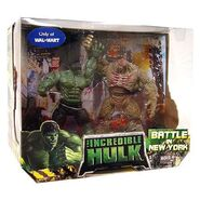 Hulkie figures