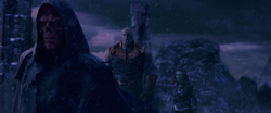 Red Skull, Thanos & Gamora