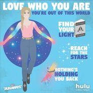 Runaways-Karolina (find your light)