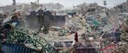 Sakaar the Trash Planet