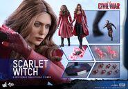Scarlet Witch Civil War Hot Toys 18