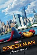 Spider-Man Homecoming poster hd