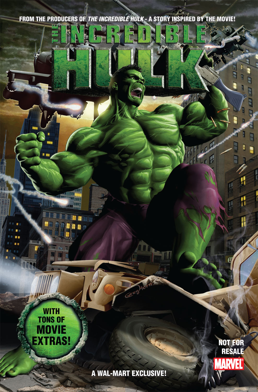 0a3e80dc4836 The Incredible Hulk: The Big Picture | Marvel Cinematic Universe ...