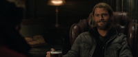 Thor habla con Strange - DS