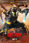 Yellowjacket poster