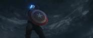 Cap uses Mjolnir