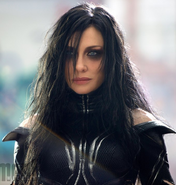 Hela First Look