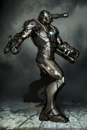 Iron Man 2 2010 concept art 12