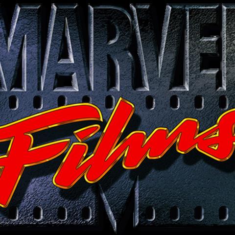 Primer logotipo utilizado bajo el nombre de Marvel Films