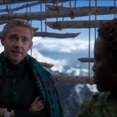 Ross dispuesto a ayudar a derrocar a N'Jadaka.