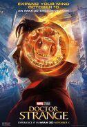 Doctor Strange IMAX poster