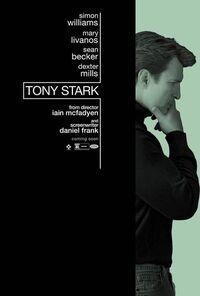 Simon Williams Tony Stark Poster
