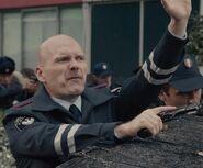 Sokovian Police Captain